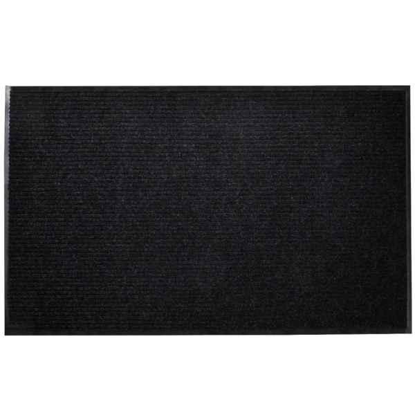 Covoraș Intrare PVC Negru 90 x 60 cm