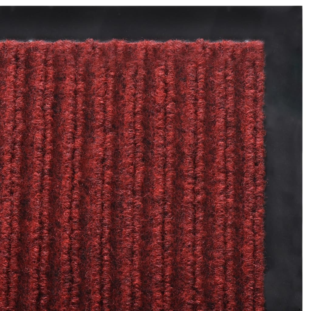Covoraș Intrare PVC Roșu 90 x 150 cm