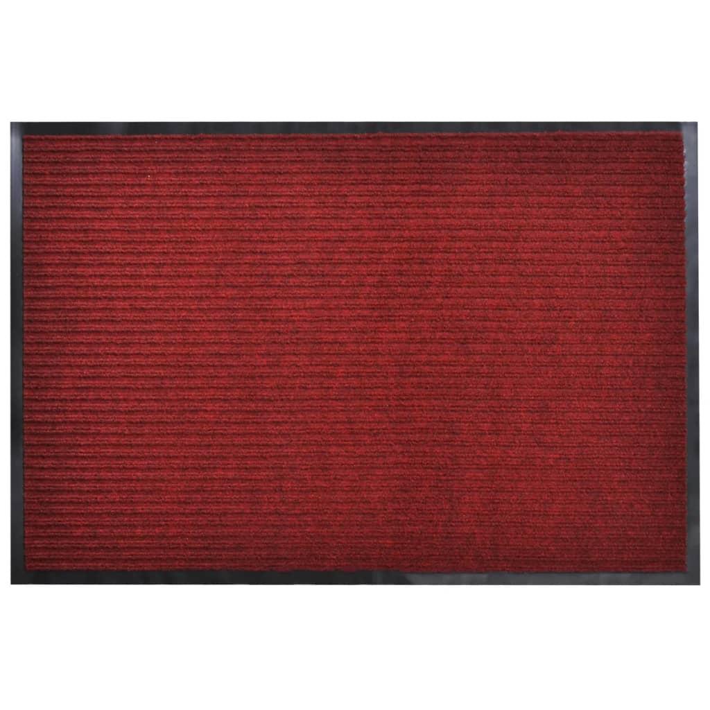 Covoraș Intrare PVC Roșu 120 x 180 cm