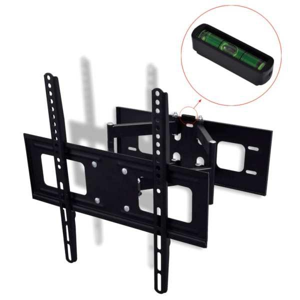 vidaXL Suport TV perete cu sistem înclinare & pivotare 3D 32″ – 55″'