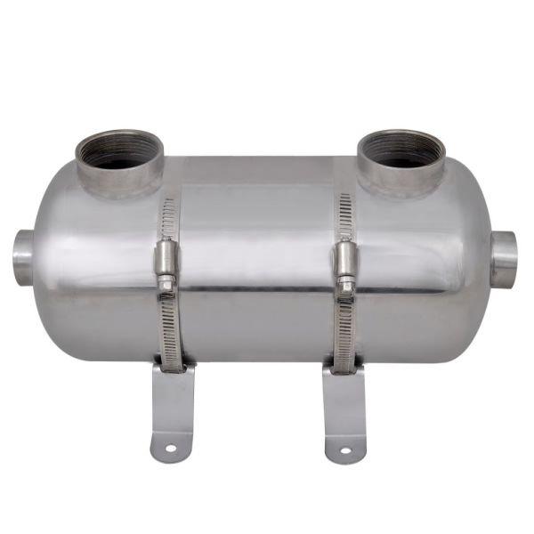 Schimbător de căldură pentru piscină 355 x 134 mm 40 kW