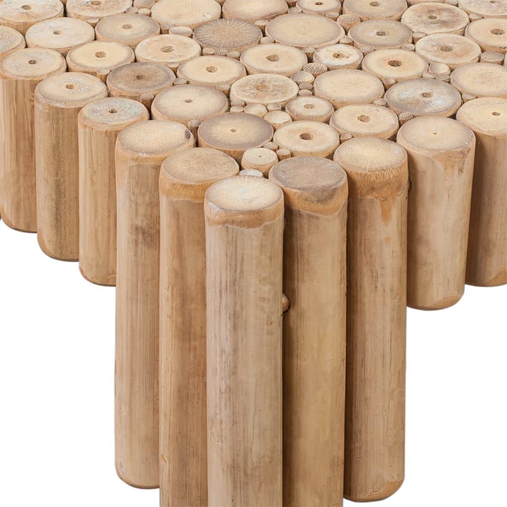Măsuță de cafea din bambus