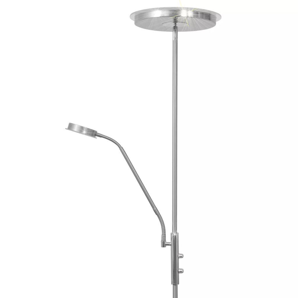 Lampă de podea cu iluminare LED și intensitate variabilă 23 W