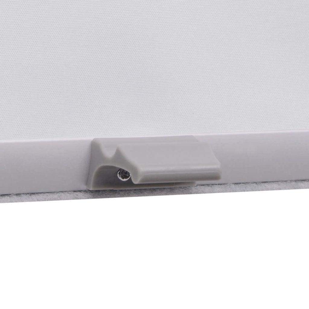 Jaluzele opace tip rulou P06/406, alb