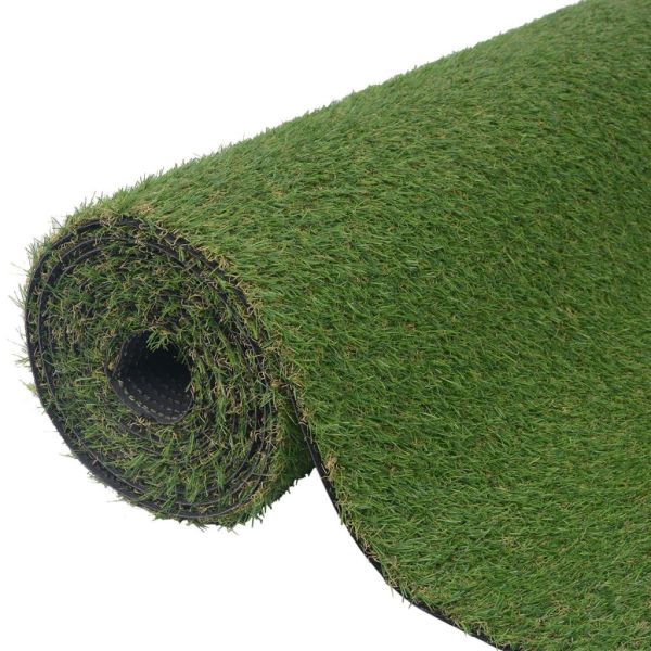 vidaXL Gazon artificial 1 x 10 m/20-25 mm, Verde