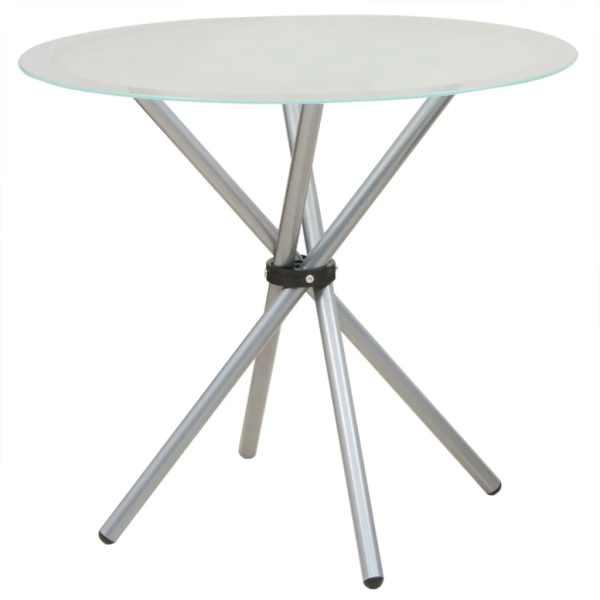 Set cu masă și scaune de bucătărie, trei piese