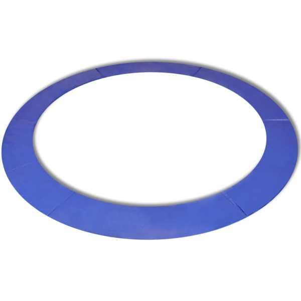 vidaXL Bandă de siguranță trambulină rotundă de 4,57 m
