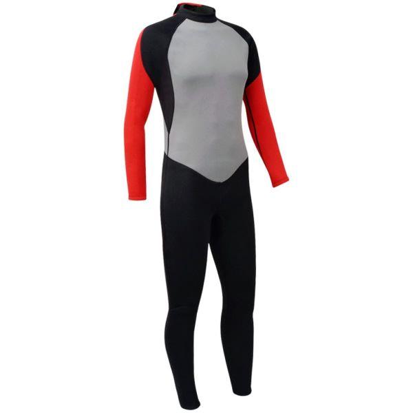 vidaXL Costum sporturi acvatice pentru bărbați, XL, 180-185 cm, 2,5 mm