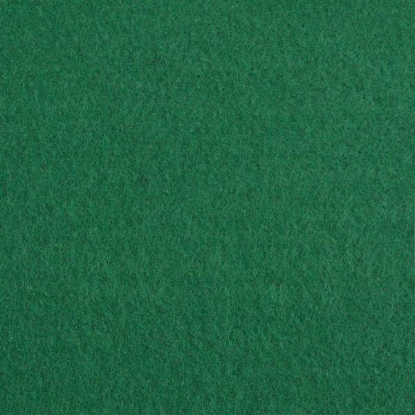 vidaXL Covor pentru expoziție, 1×24 m, verde