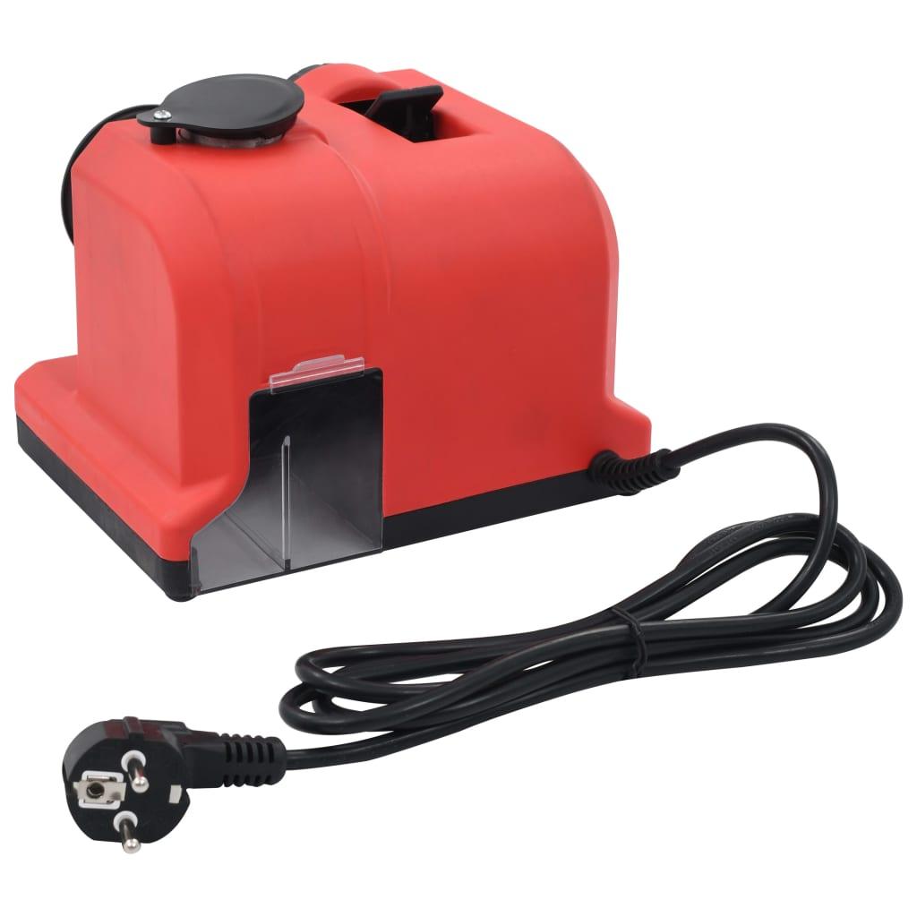 vidaXL Mașină electrică pentru ascuțit burghie