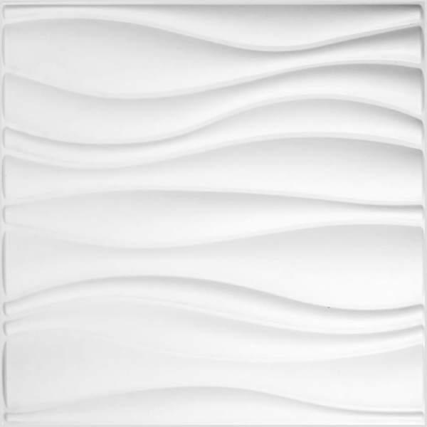 WallArt Panouri 3D de perete GA-WA04, 24 buc., Valuri