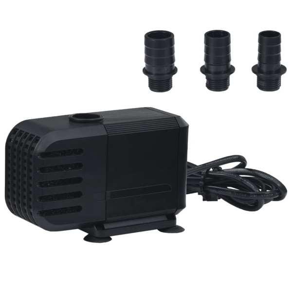 vidaXL Pompă de apă submersibilă pentru acvariu, 1800 L/h