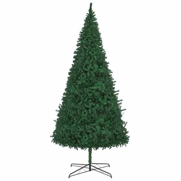 Brad de Crăciun artificial, verde, 400 cm