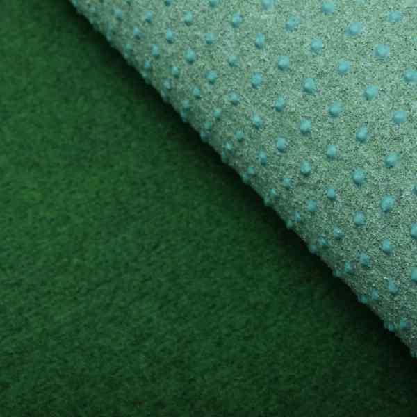 Gazon artificial cu crampoane, verde, 3×1,33 m, PP