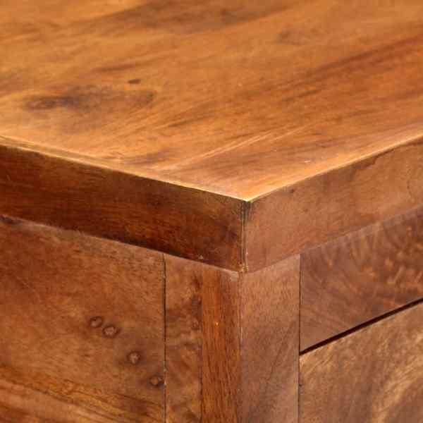 vidaXL Cărucior de bucătărie, 100x48x89 cm, lemn masiv de acacia