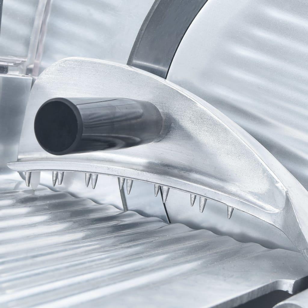 vidaXL Feliator electric pentru carne profesional, 300 mm