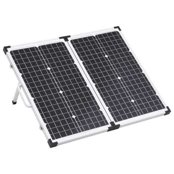 vidaXL Panou solar portabil pliabil, 60 W, 12 V