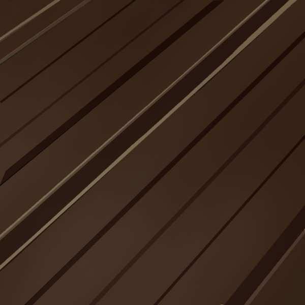Panouri pentru acoperiș, 12 buc., maro, oțel galvanizat