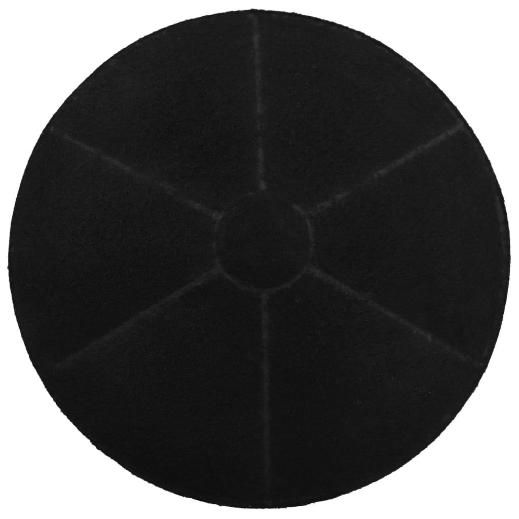 Filtre cu cărbune pentru hotă de bucătărie, 2 buc., 175 x 30 mm
