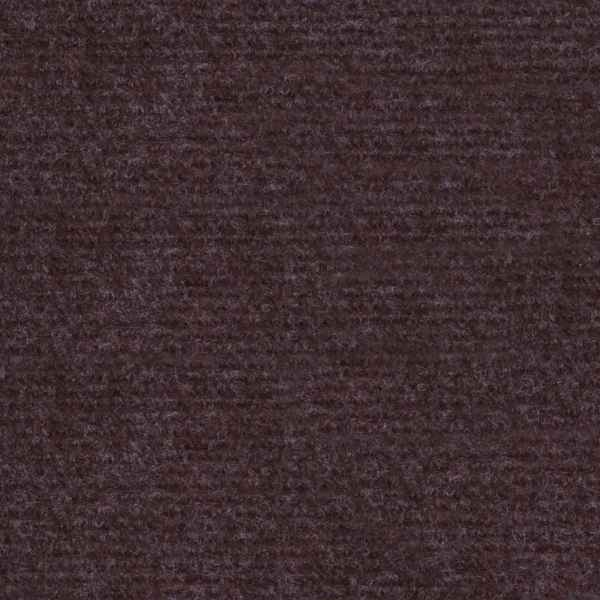 vidaXL Covor pentru expoziții striat, maro, 1,6 x 15 m