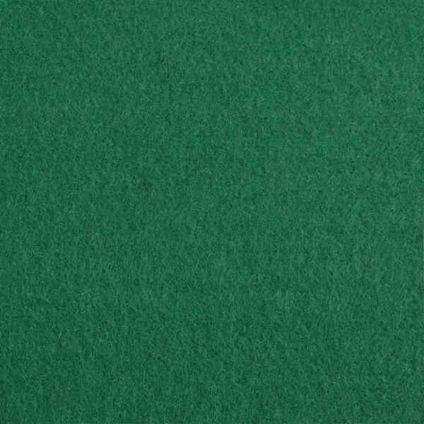 Covor pentru expoziție, verde, 1,6 x 12 m