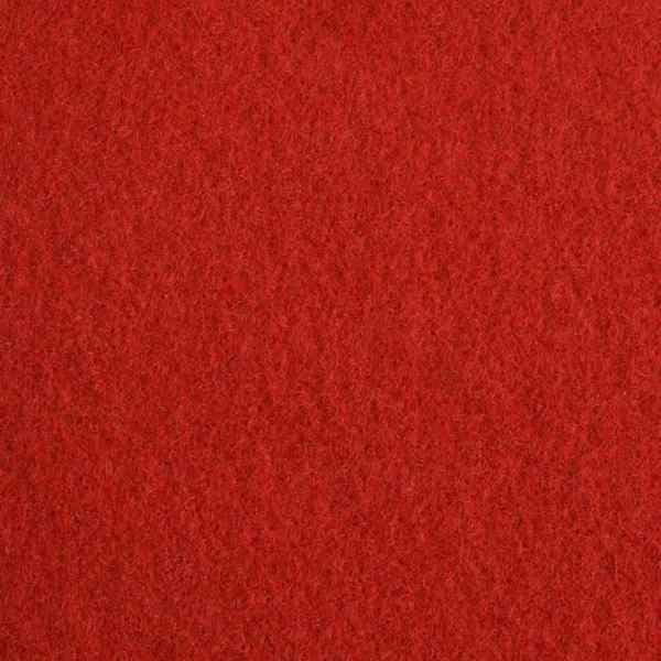 Covor pentru expoziție, roșu, 1,6 x 12 m