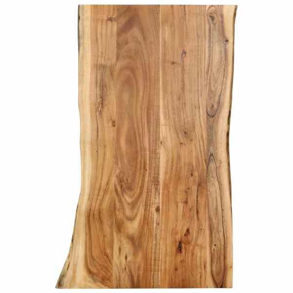 vidaXL Blat de masă, 100x60x2,5 cm, lemn masiv de acacia