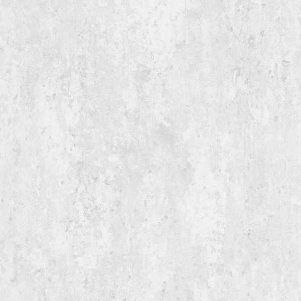 Role de tapet nețesut, 4 buc., alb beton, 0,53 x 10 m