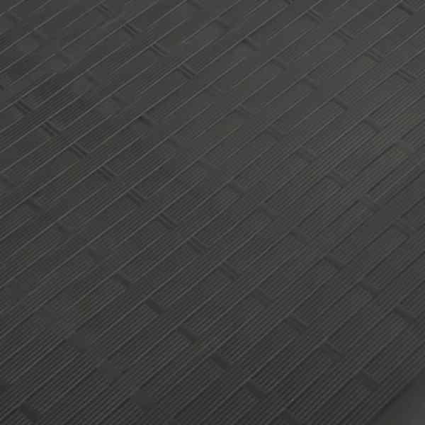 vidaXL Ladă de depozitare pentru grădină, antracit, 114 x 47 x 60 cm
