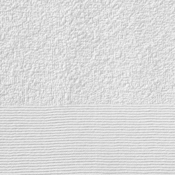Prosoape de duș, 10 buc., alb, 70 x 140 cm, bumbac, 350 gsm