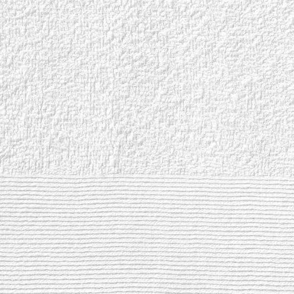 vidaXL Prosoape de baie, 10 buc., alb, 100 x 150 cm, bumbac, 350 gsm