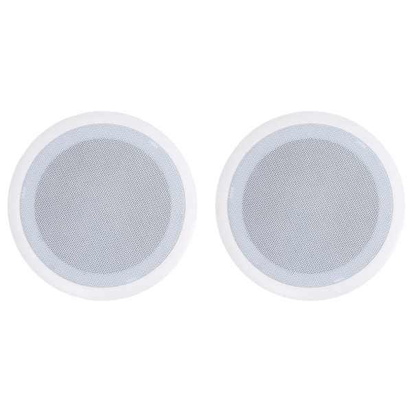 vidaXL Difuzoare de perete și tavan, 2 buc., 80 W