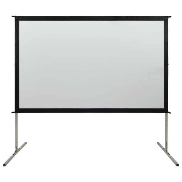 vidaXL Ecran de proiecție cu pliere rapidă 120″ 16:9