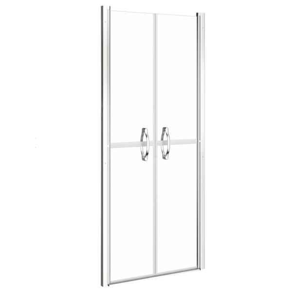 Ușă cabină de duș, transparent, 101 x 190 cm, ESG
