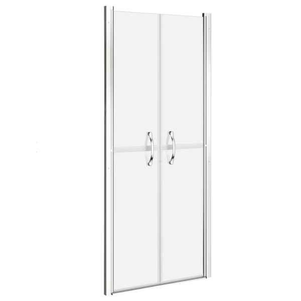 vidaXL Ușă cabină de duș, mat, 101 x 190 cm, ESG