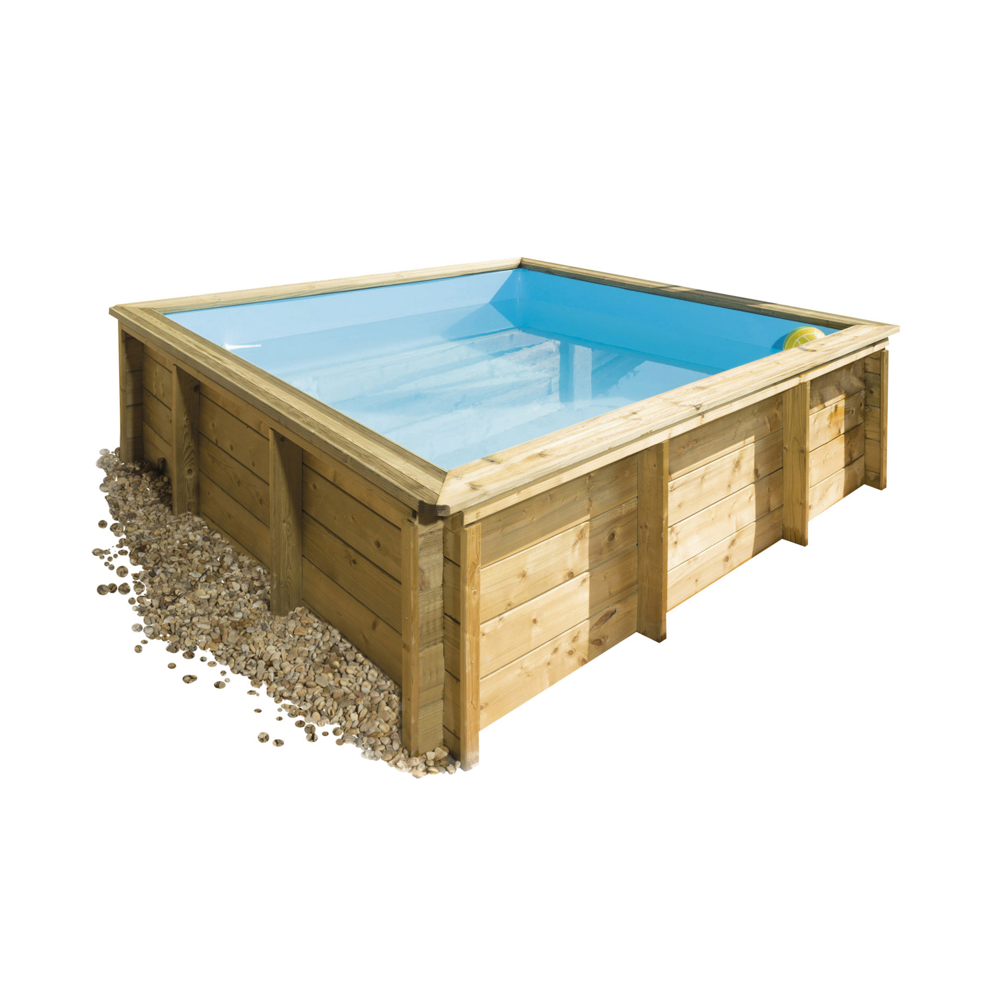 Piscine Tropic Junior Piscine Bois Carrée Hors Sol Quotla Tropic Junior Quot Piscines