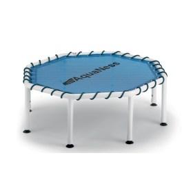 trampoline aquatique seul