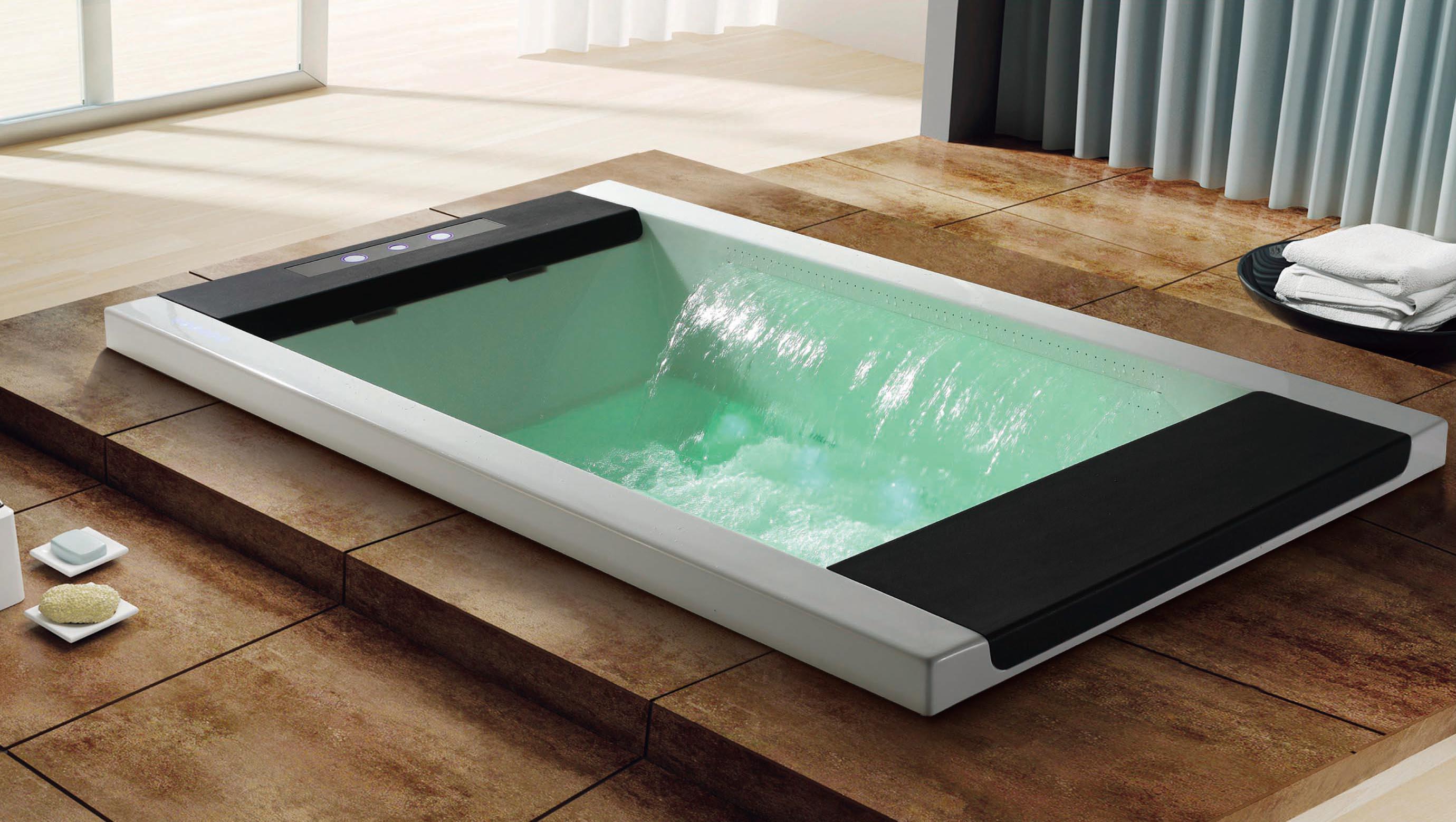 Vasche idromassaggio  Il mondo delle Piscine
