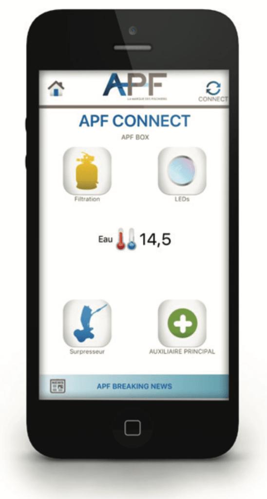 APF box / interface application