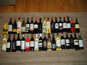 2015 Synchro Wine Raffle