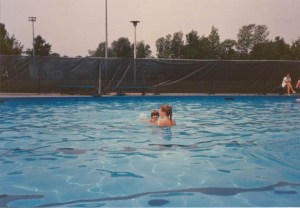 1990 Old Pool Swimming Lessons