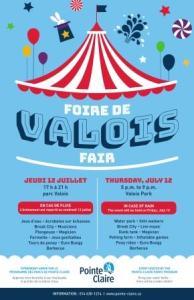 Foire de Valois Fair