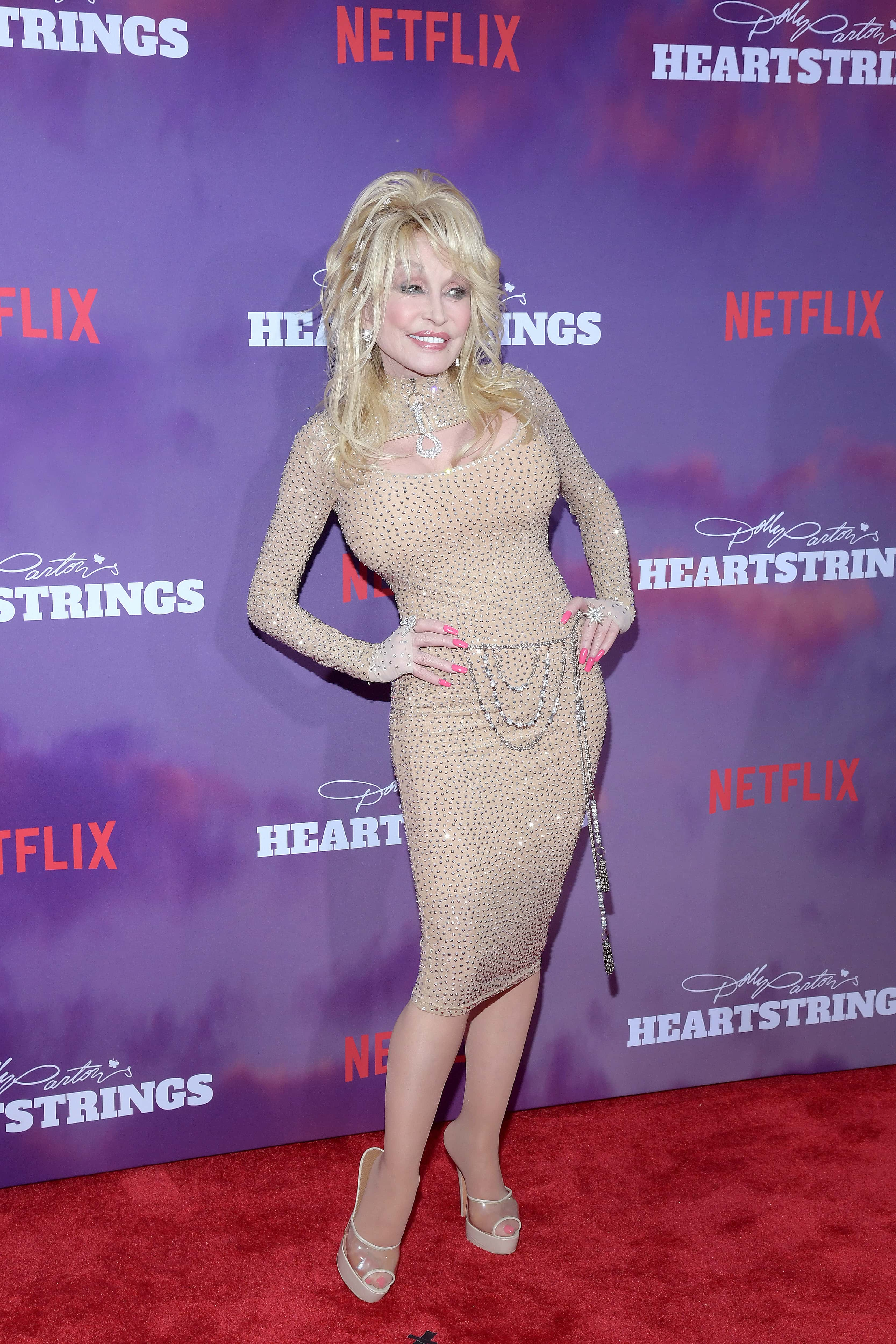 Did Dolly Parton Have A Boob Job : dolly, parton, Dolly, Parton, Breast, Implants?, Here's, Singer, Virginia, Twins, 'killing', After, Surgery, MEAWW