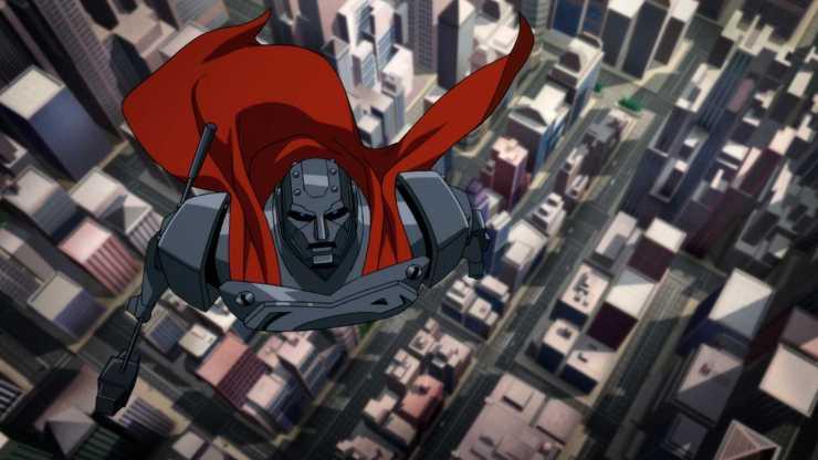 Cress Williams interpretará a Steel en la película.  (IMDb)