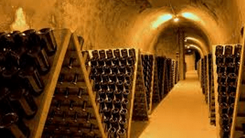"Preventing ""taste of light"" in champagne wines"