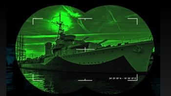 Image infrarouge de nuit