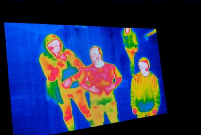 Infrared pplication