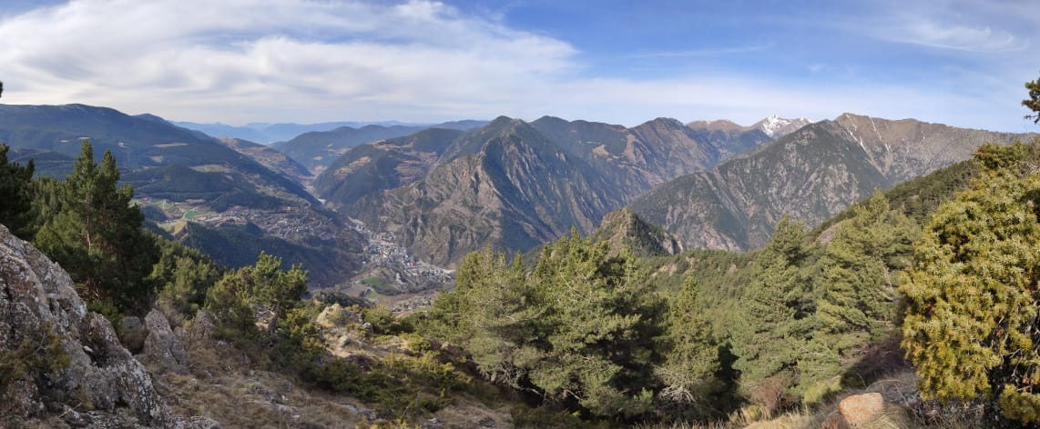 Montanyes Andorra