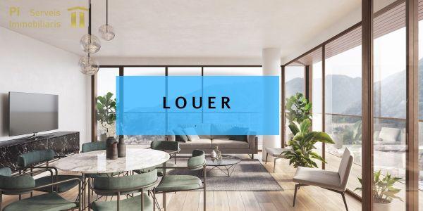 Louer Andorra