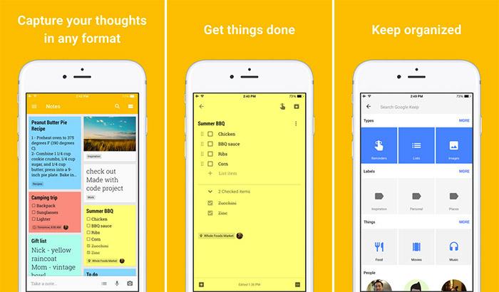 Best Note Taking Apps of 2018 - maybe 2019! - Pishon Design Studio